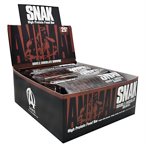 Universal Nutrition Animal Snak Bar Double Chocolate Brownie