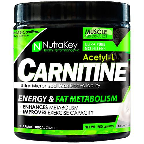 Nutrakey Acetyl-L-Carnitine
