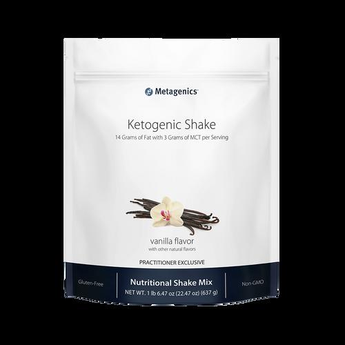 Ketogenic Shake Vanilla by Metagenics 14 servings