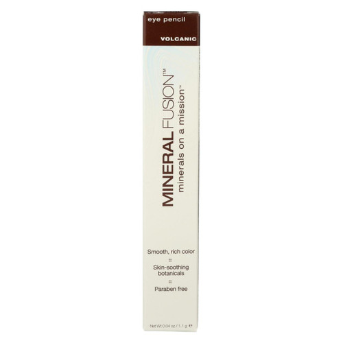 Mineral Fusion - Eye Pencil - Volcanic - 0.04 Oz.