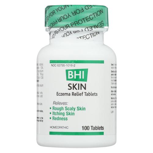 Bhi Skin Eczema Relief - 100 Tablets