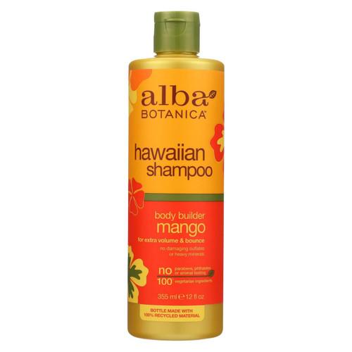 Alba Botanica - Hawaiian Hair Wash - Moisturizing Mango - 12 Fl Oz