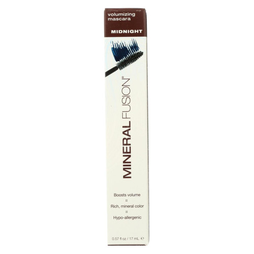 Mineral Fusion - Mascara - Volume Midnight - 0.57 Oz.