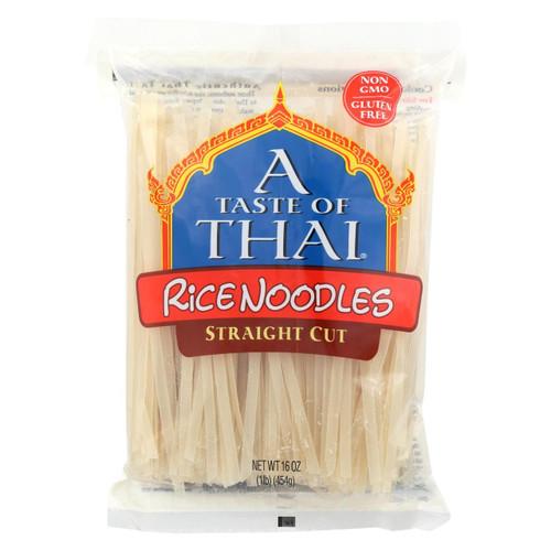 Taste Of Thai Rice Noodles - Case Of 6 - 16 Oz.