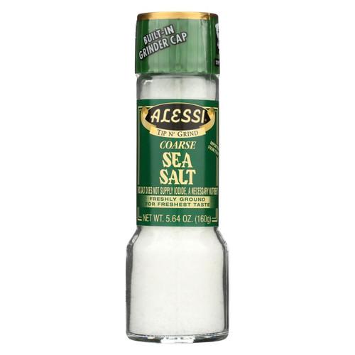 Alessi - Grainder - Coarse Sea Salt - Large - 5.64 Oz