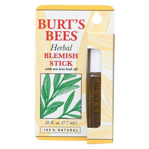 Burts Bees - Blemish Stick Herbal - .26 Fz