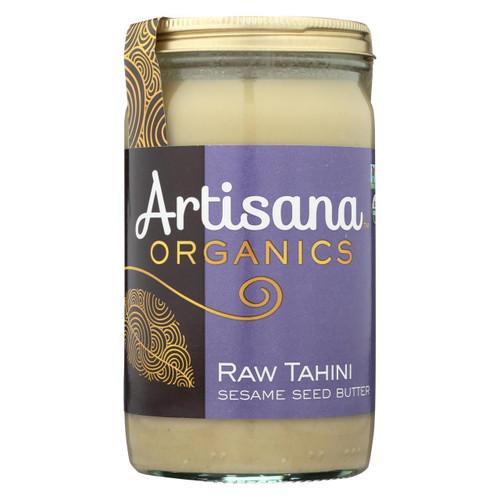 Artisana Butter - Raw Tahini - Case Of 6 - 14 Oz.