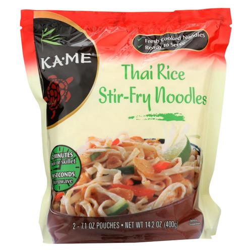 Ka'me Thai Rice Stir Fry Noodles - Case Of 6 - 14.2 Oz.