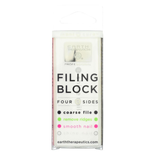 Earth Therapeutics Filing Block - 1 File