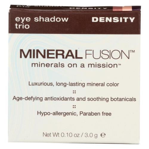 Mineral Fusion - Eye Shadow Trio - Density - 0.1 Oz.