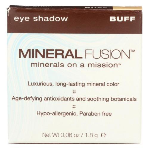 Mineral Fusion - Eye Shadow - Buff - .06 Oz.