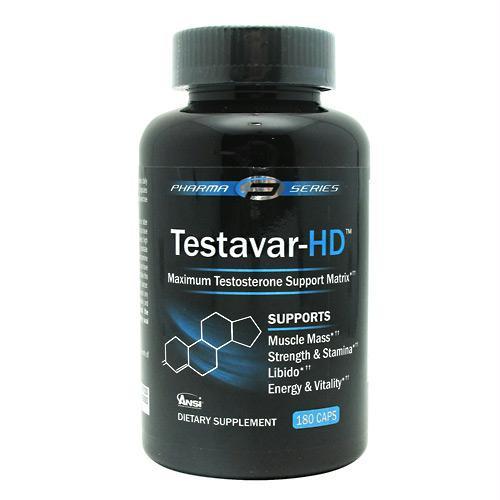 ANSI Pharma Series Testavar-HD