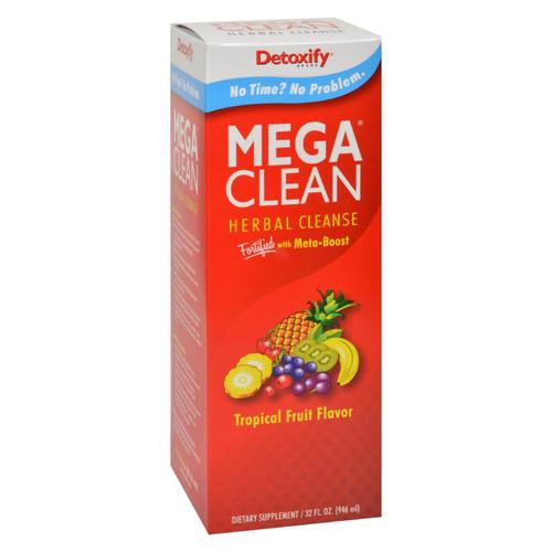 Detoxify Mega Clean - Tropical - 32 Oz