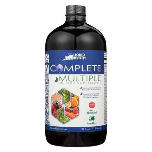 Liquid Health Complete Multiple Original - 32 Fl Oz