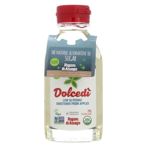 Rigoni Di Asiago Organic Dolcedi - Sweetener From Apples - Case Of 12 - 12.34 Oz