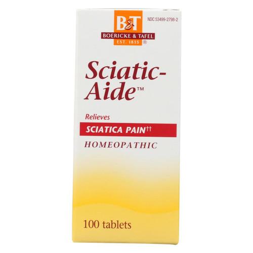 Boericke And Tafel - Sciatic-aide - 100 Tablets