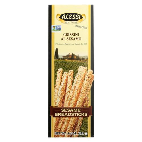 Alessi - Breadsticks - Sesame - Case Of 6 - 4.4 Oz.