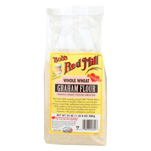 Bob's Red Mill Flour - Corn - Case Of 4 - 24 Oz