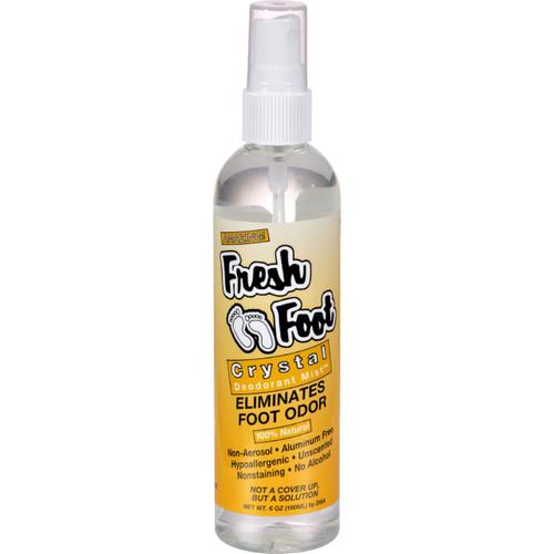 Thai Deodorant Stone Fresh Foot Crystal Deodorant Mist - 6 Fl Oz
