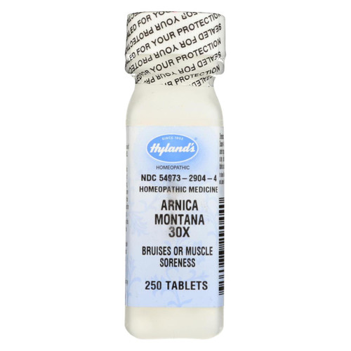Hyland's Arnica Montana 30x - 250 Tablets