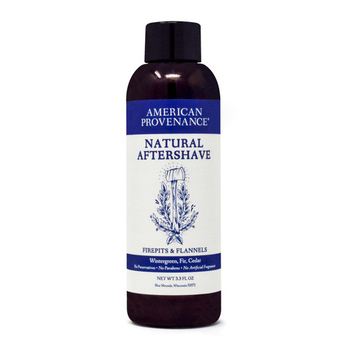 American Provenance - Aftershave - Firepits And Flannels - 3.3 Fl Oz.