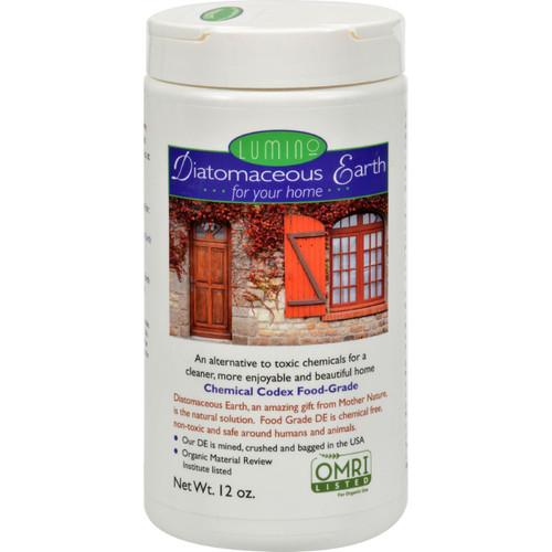 Lumino Home Diatomaceous Earth - 12 Oz