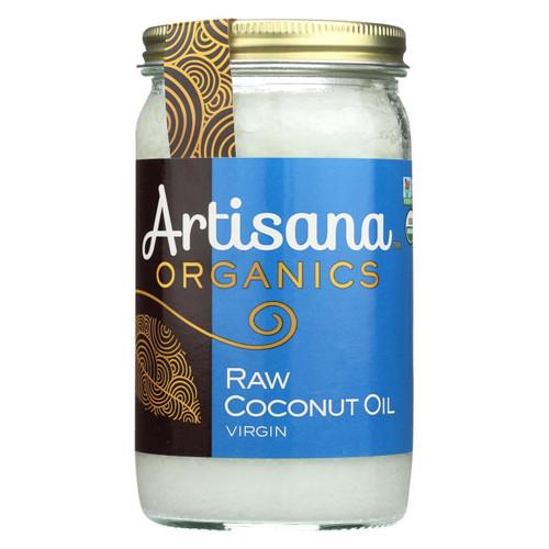 Artisana Oil - Coconut - Case Of 6 - 14 Fl Oz.