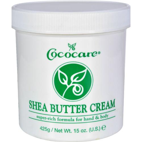 Cococare Shea Butter Cream - 15 Oz