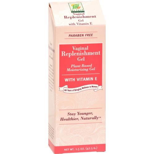 At Last Naturals Vaginal Gel With Vitamin E - 1.5 Oz.
