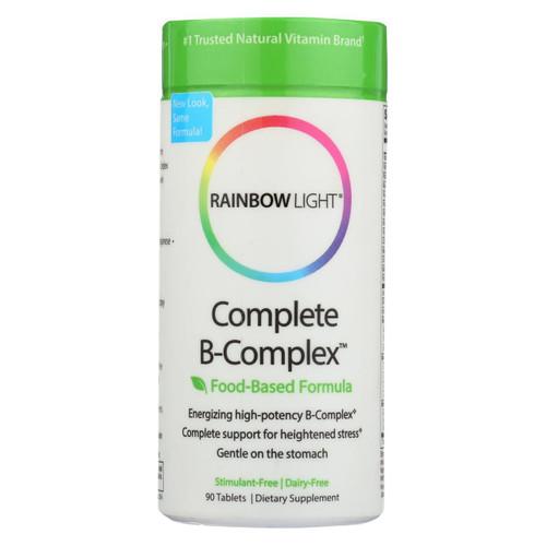 Rainbow Light Complete B-complex - 90 Tablets