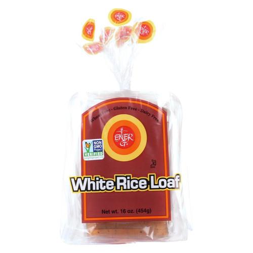 Ener-g Foods - Loaf - White Rice - 16 Oz - Case Of 6