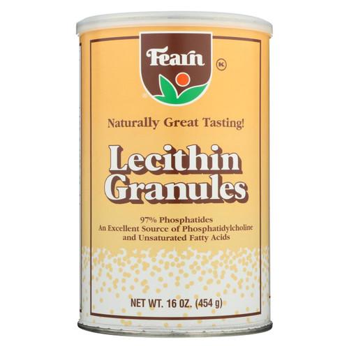 Fearn Lecithin Granules - 16 Oz