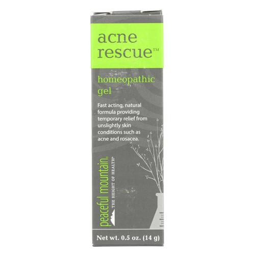 Peaceful Mountain Acne Rescue Lotion - .5 Oz