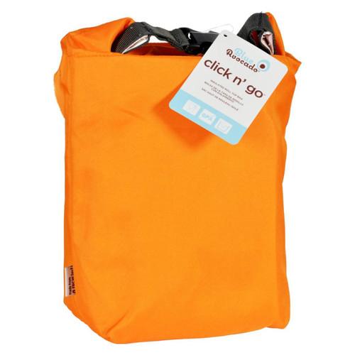 Blue Avocado - Bag - Click N Go - Orange - 1 Count