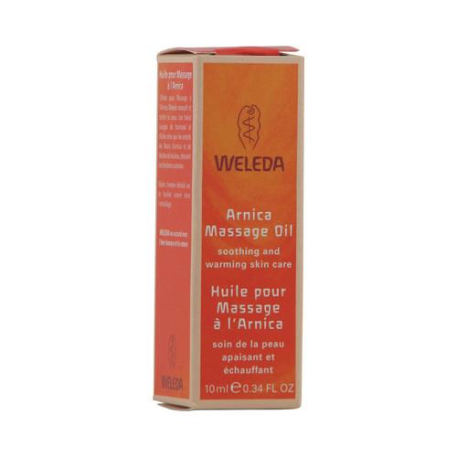 Weleda Massage Oil Arnica Trial Size - 0.34 Fl Oz