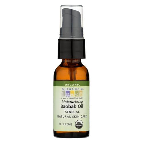 Aura Cacia Baobab Oil - 1 Fl Oz