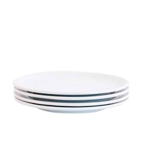 Bambeco Brasserie Porcelain Dinner Plate - Case Of 4 - 4 Count