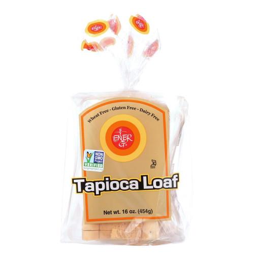 Ener-g Foods - Loaf - Tapioca - Thin Sliced - 16 Oz - Case Of 6