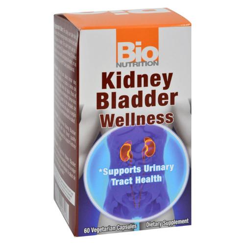 Bio Nutrition - Kidney Bladder Wellness - 60 Vegetarian Capsules