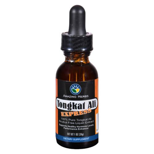 Black Seed Liquid Extract - Tongkat Ali Express - 1 Oz