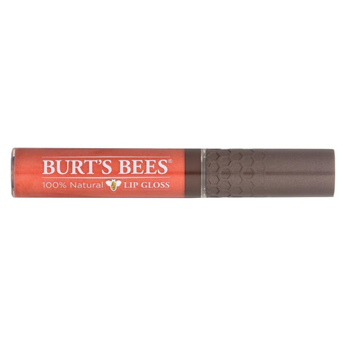 Burts Bees - Lip Gloss - Harvest Time - Case Of 3 - .2 Oz