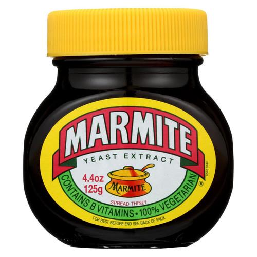Marmite Yeast Extract - Case Of 24 - 4.4 Oz.