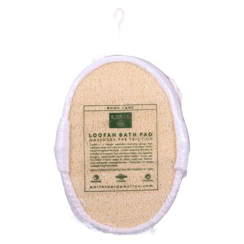 Earth Therapeutics Loofah Bath Pad - 1 Pad - 0755041