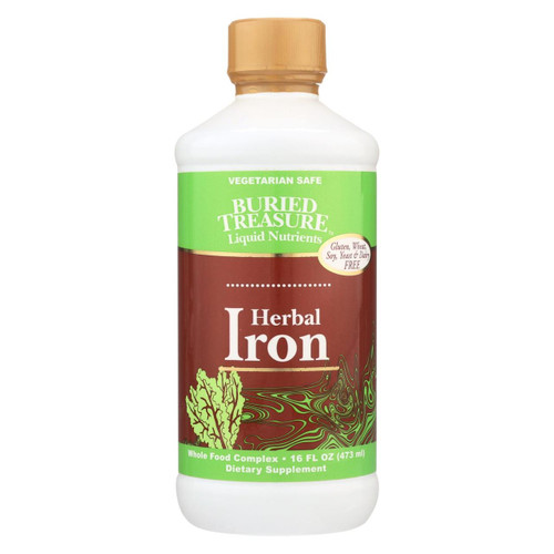 Buried Treasure - Herbal Iron - 16 Oz