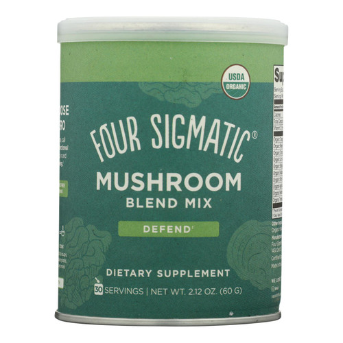 Four Sigmatic - 10 Mushroom Superfood Blend - 30 Ct
