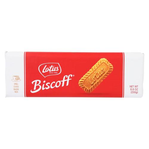 Biscoff Cookies - 8.8 Oz - Case Of 10