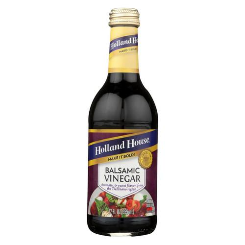 Holland House Vinegar - Balsamic 6% - Case Of 6 - 12 Fl Oz - 0985440