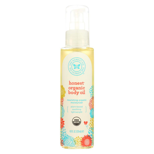 The Honest Company Organic Body Oil - 4 Oz