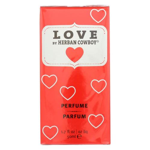 Herban Cowboy Perfume - Love - 1.7 Fl Oz