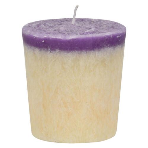 Aloha Bay - Votive Candle - Peace - Case Of 12 - 2 Oz